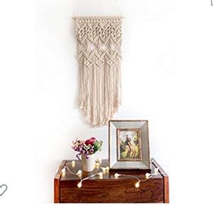 Other - Macrame Wall Hanging Woven Tapestry